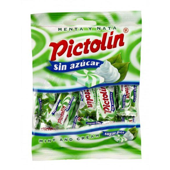 Pictolin cukorka mentolos,édesítőszerrel 65 g