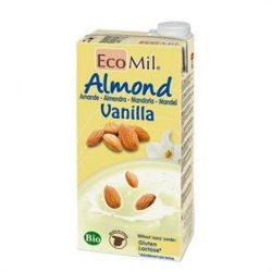 ECOMIL BIO MANDULA ITAL VANÍLIÁS 1000 ML 1000 ml
