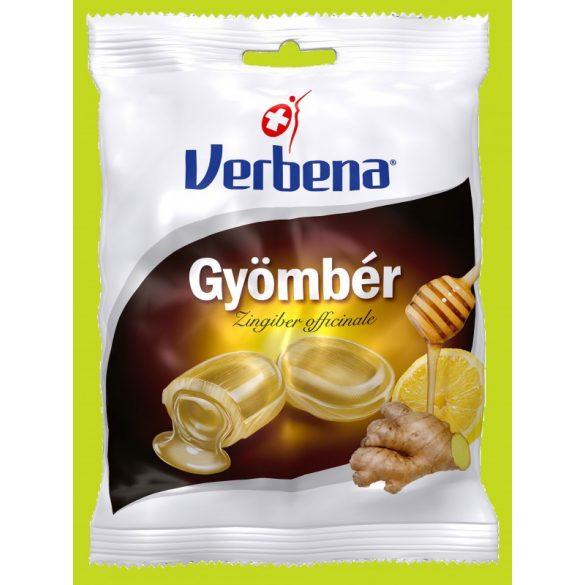 VERBENA CUKORKA GYÖMBÉR 60 g