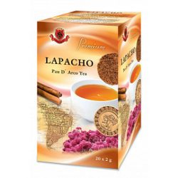 HERBEX PRÉMIUM LAPACHO TEA 20X2G 40g
