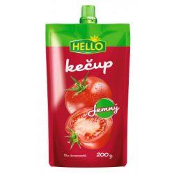 HELLO KETCHUP CSEMEGE 200 G