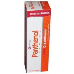 PANTHENOL PREMIUM TESTÁPOLÓ TEJ 250 ml