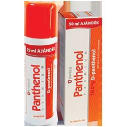 PANTHENOL PREMIUM TESTÁPOLÓ HAB 150 ml