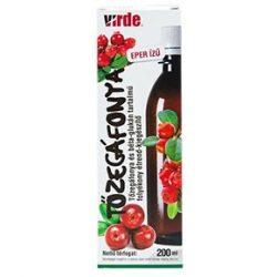 Virde tőzegáfonya folyékony étrend-kiegészítő 200 ml
