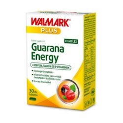 WALMARK PLUS GUARANA ENERGY KOMP.TABL.30 30 db