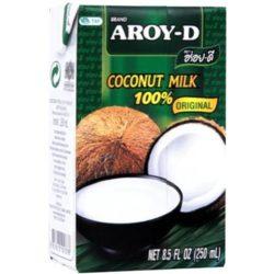 AROY-D KÓKUSZTEJ 250 ML 250 ml