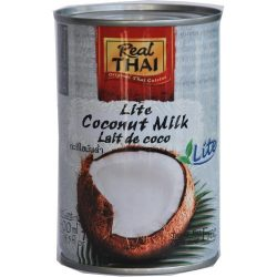 REAL THAI KÓKUSZTEJ LIGHT 400 ML 400 ml