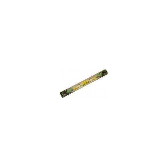 Füstölő tulasi hatszög aloe vera 20 db