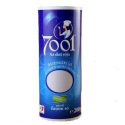 7001 finom párolt só jódozott szóródobozos 200 g
