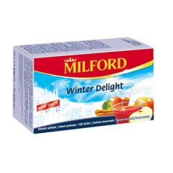 MILFORD ALMA-FAHÉJ TEA 20 filter