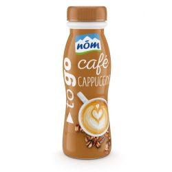 NÖM CAFÉ TO GO CAPPUCCINO 30NAP 250 ml