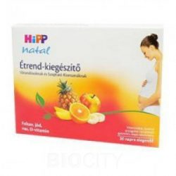 HIPP 2332.2 NATAL ÉTREND-KIEG. 200 ML 200 ml