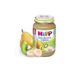 HIPP 8527 FRUIT MIX KÖRTE-BANÁN-KIWI 100 g