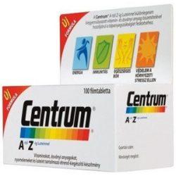 CENTRUM A-Z FILMTABLETTA 100 DB 100 db