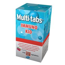 MULTI-TABS IMMUNO KID TABLETTA 30 db