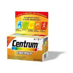 CENTRUM A-Z ENERGY FILMTABLETTA 30 db
